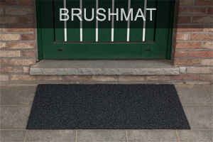 brush mat